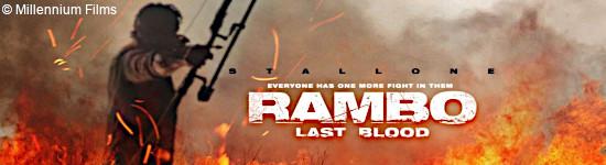 Rambo: Last Blood - Ab Februar auf DVD und Blu-ray