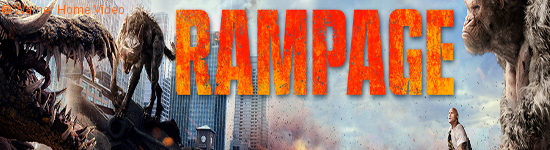 Rampage - Ab Oktober auf DVD und Blu-ray