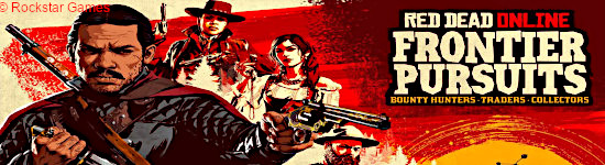 Red Dead Online: Frontier Pursuits - Neue Details