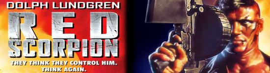 Red Scorpion -  Weitere Mediabooks angekündigt