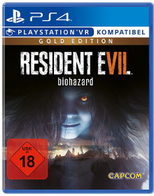 PS4 Kritik: Resident Evil 7: biohazard - Gold Edition