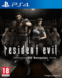 PS4 Kritik: Resident Evil HD Remaster