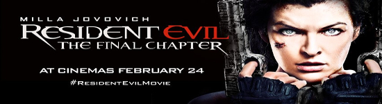 Resident Evil: The Final Chapter - Trailer #2