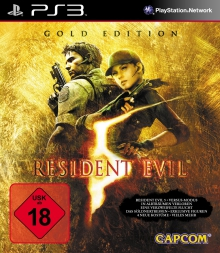 PS4 Kritik: Resident Evil 5 - Gold Edition