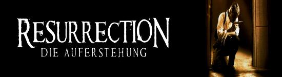 Resurrection: Die Auferstehung - Ab Februar auf BD