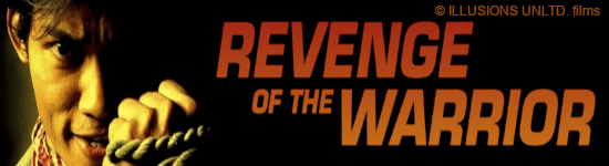 Revenge of the Warrior - Ab Juli im Mediabook