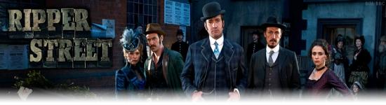Ripper Street - Season 1