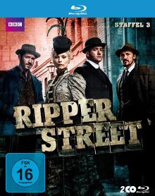 Ripper Street – Season 3