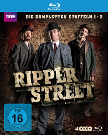 Ripper Street – Season 1+2