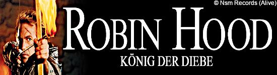 Robin Hood - Ab Dezember im Steel- und Mediabook