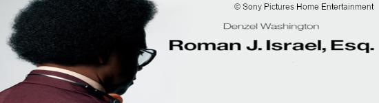 Roman J. Israel, Esq. - Ab Oktober auf DVD und BD