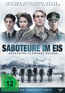 BD Kritik: Saboteure im Eis