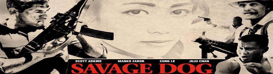 Savage Dog: Official Trailer #1