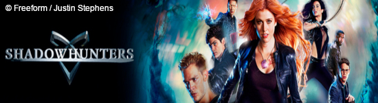 Shadowhunters - Nach Staffel 3 abgesetzt