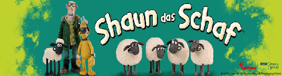 Shaun das Schaf – Pizza Party