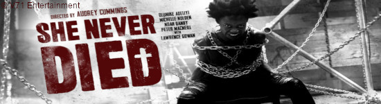 She Never Died - Trailer #1