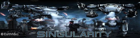 Singularity - Ab Juni auf DVD und Blu-ray