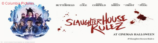 Slaughterhouse Rulez - Trailer #1