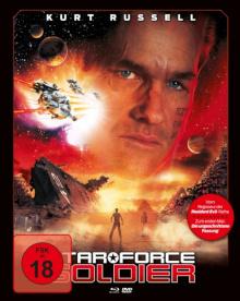 Mediabook Kritik: Star Force Soldier