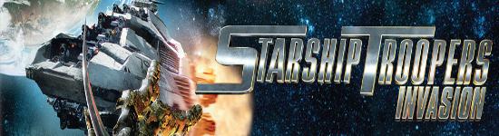BD Kritik: Starship Troopers 4 - Invasion