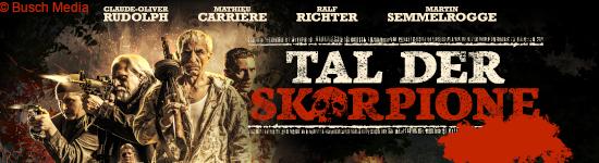 BD Kritik: Tal der Skorpione