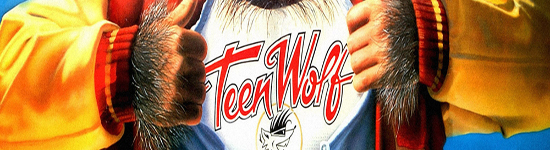 Teen Wolf - Double Feature ab März auf Blu-ray