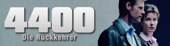 BD Kritik: 4400 - Die Rückkehrer (Staffel 3)