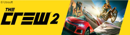 The Crew 2 - Details zu den Editionen