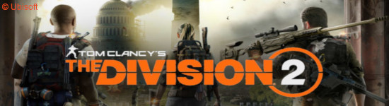 The Division 2 - Gratis Grusel-Masken und Items