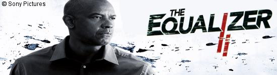 The Equalizer 2 - Ab Februar auf DVD und Blu-ray