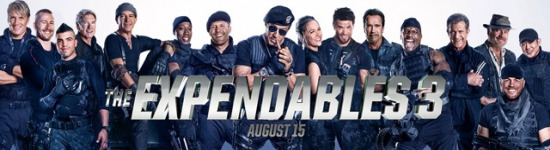 The Expendables 3 – A Man's Job