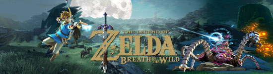 The Legend of Zelda: Breath of the Wild - Gameplay auf der Switch