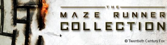 Maze Runner Trilogie - Ab Juni auf DVD und Blu-ray