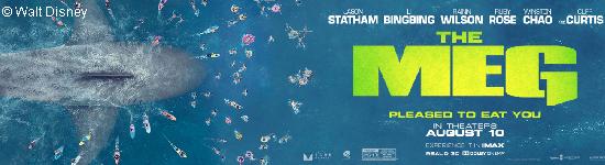 The Meg - Trailer #2