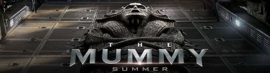 The Mummy - Official Trailer-Teaser