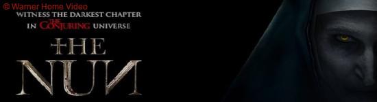 The Nun - Demnächst auf DVD und Blu-ray im Handel