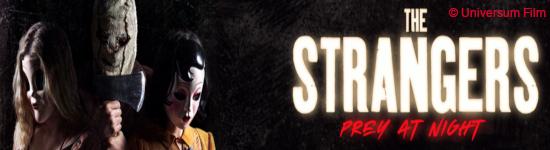 The Strangers: Opfernacht - Ab Oktober im Handel