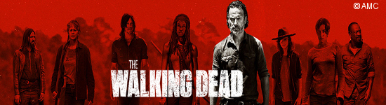 The Walking Dead - Foto dautet auf Abschied hin