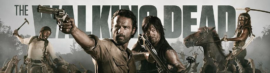 The Walking Dead - BD-Box mit Staffel 1-6 ab Januar 2017