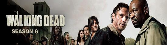The Walking Dead - Staffel 6 inkl. Postkarten bei Amazon gelistet