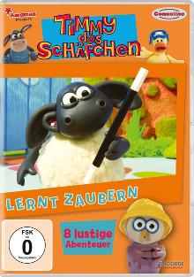 DVD Kritik: Timmy das Schäfchen - Lernt zaubern