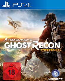 PS4 Kritik: Tom Clancys - Ghost Recon Wildlands