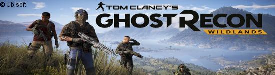 Ghost Recon Wildlands - Ubisoft kündigt Lootboxen an