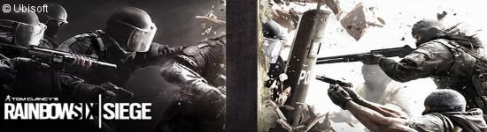 Rainbow Six Siege - Support für PS4 Pro angekündigt