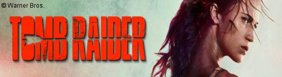 Tomb Raider - Ab August auf DVD und Blu-ray