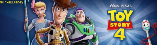 Toy Story 4 - Trailer #2