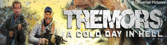 BD Kritik: Tremors 6 - Ein kalter Tag in der Hölle