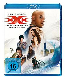BD Kritik: xXx - Die Rückkehr des Xander Cage