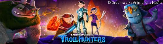Trollhunters - Nach der 3.Staffel ist Schluss