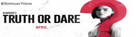 Truth or Dare - Trailer #1